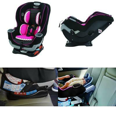 Graco Extend2Fit Convertible Car Seat - Gotham