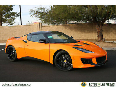 2017 Lotus Evora 400 2017 Orange 400!