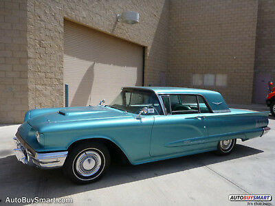 1960 Ford Thunderbird  1960 Other!