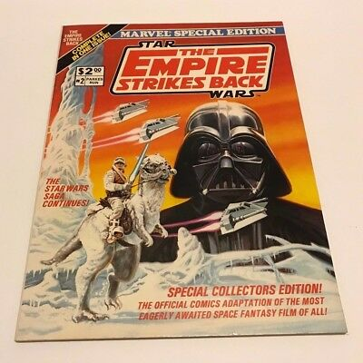 Marvel Special Edition Featuring Star Wars: The Empire Strikes Back #2