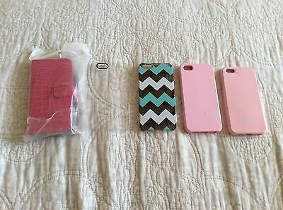 Used Wholesale Lot Of Iphone 5 Cases One Case New In Package Free Shipping
