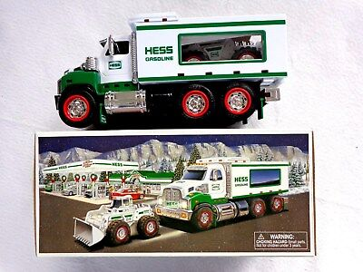 2008 Hess Toy Truck & Front Loader *NEW in Original Box*
