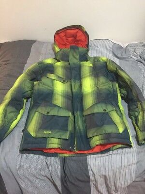 The North Face Gitter Down snowboard jacket