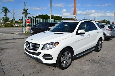 2016 Mercedes-Benz GLE 350 2016 Mercedes Benz GLE 350