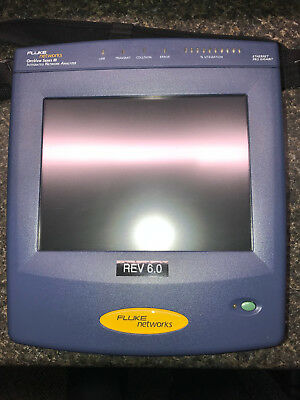 Fluke Networks Optiview Series Iii Gigabit Integrated Network Analyzer