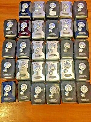 Lot 29X Nixxo Pagers Xpage Paget Page Vintage Beeper Wholesale Silver Black