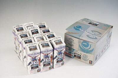 Unused GUNDAM SEED Chess Collection DX GUNDAM Figure 12pc Free Shipping 902f14