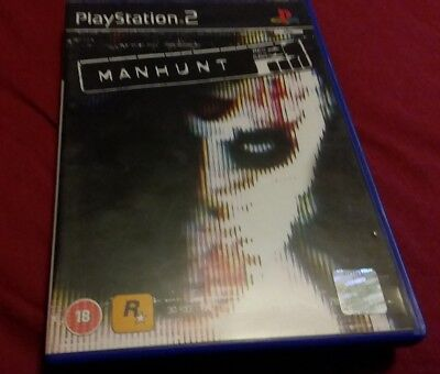 Manhunt (Sony PlayStation 2, 2003, PAL)