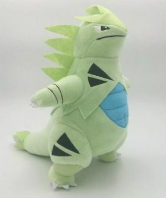 Pokemon Center Tyranitar Plush Stuffed Animal Figure Toy 12""