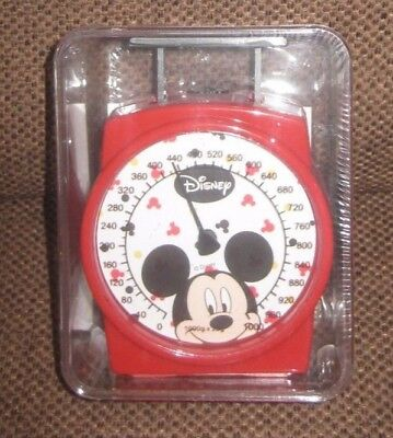 Disney Mickey Mouse Kitchen Scales New
