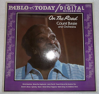 on the road , count basie and orchestra, pablo records