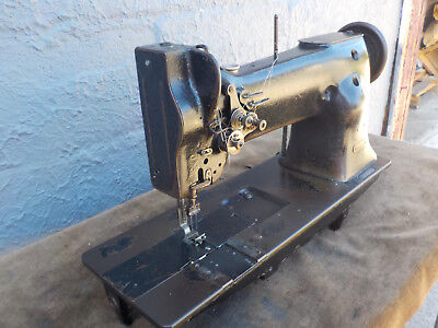 Industrial Sewing Machine Singer 112-140 two needle -Leather