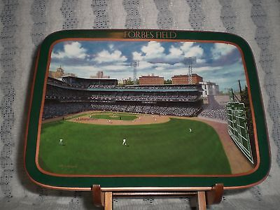 Forbes Field 3rd Issue Lost Ballparks Collection Baseball Plate Dave Henderson