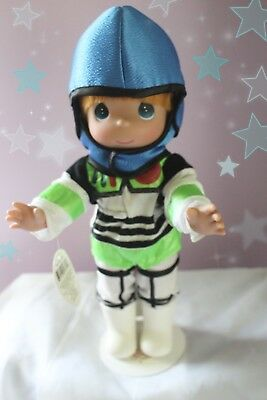 "DisneyToy Story- Buzz Lightyear - Precious Moments 12"" Vinyl Doll"