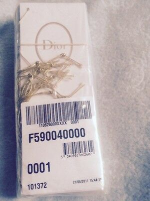 Dior Authentic Gift Tags 100pcs 001