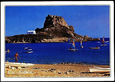 Lovely View - Kos Kefalos Greece Posted 1993 Stamped