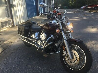 "2007 Yamaha V Star  2007 YAMAHA ""XVS1100"" 6K MILES.. GOOD SHAPE ! DONT MISS THIS DEAL !"