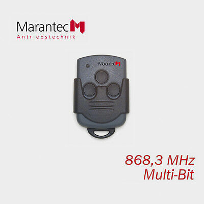 Marantec 313 Remote Control 868MHz 3 Channel Hand Transmitter Garage Door Opener