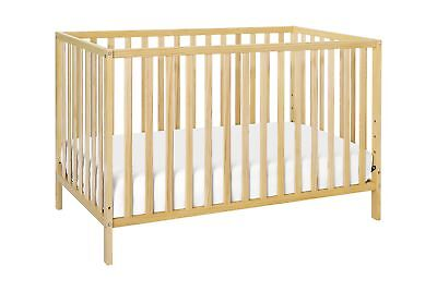 Union 2-in-1 Convertible Crib Natural