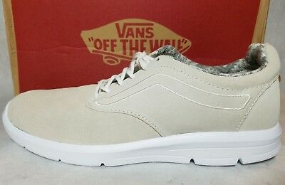 VANS NEW ISO 1.5 Suede Moroccan Geo Classic White Shoe Size Men s 8 ... f65f3d07a