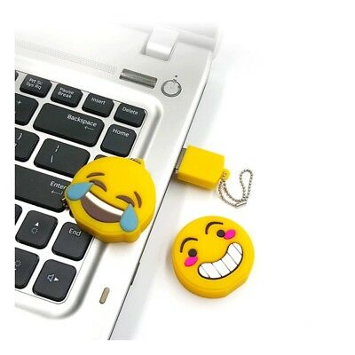 Memoria USB  Emoticonos. 4 GB