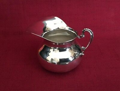 Sterling Silver 950 Creamer Early 20Th Century French