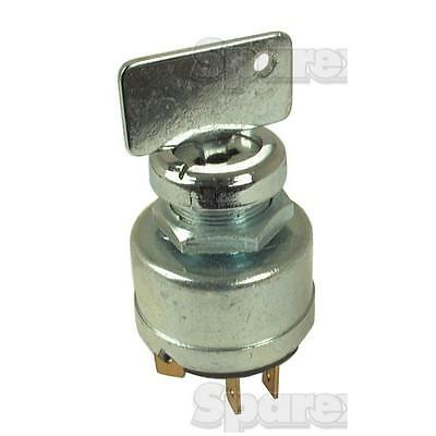 Ford Tractor Ignition Switch for Models less Pre-Heat D3NN11N572A