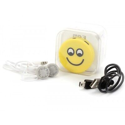 MP3  Emoticonos. Incluye Auriculares + Cable USB