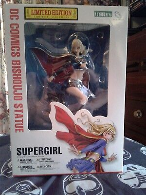 Kotobukiya DC Comics Bishoujo Supergirl SDCC Exclusive Black Variant Limited