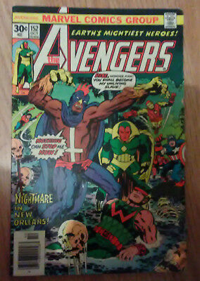 Avengers Vol 1 #152 (1976) Kirby Conway Englehart Buscema VF- Combined P&P