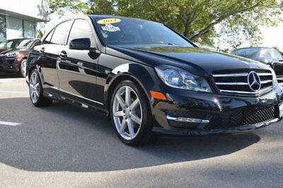 2014 Mercedes-Benz C-Class 4dr Sedan C 250 Sport RWD 2014 Mercedes-Benz C250! Only 4k Miles!