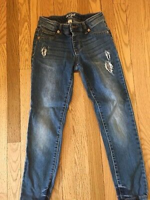 Cat & Jack, Girls, size 10, distressed Jeans