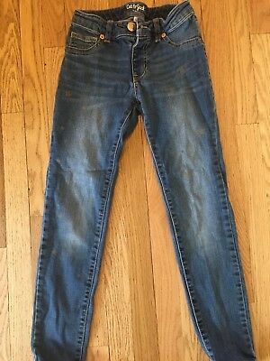 Cat & Jack, Girls, size 10, Slim, Jeans with Star pattern