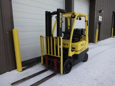 2011 Hyster 5,000 Pound Capacity Forklift With Very Low Hours, Model S50Ft