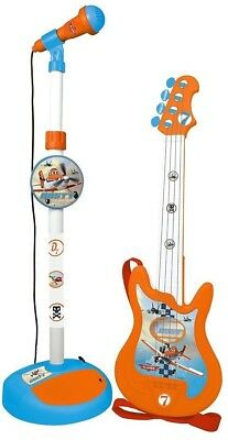 Reig Disney Planes Guitar and Microphone. Best Price