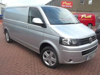SOLD - VOLKSWAGEN TRANSPORTER T5 140ps - HIGHLINE - LWB - AIR CON - INCREDIBLE