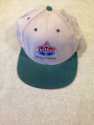 Amoco Whiting Refinery Hat