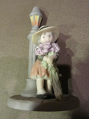 "1998  ""I Believe in YOu"" Lavender is Positive and Determined Enesco #487392"