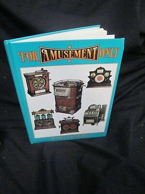 Slot Machine And Trade Stimulator Book For Amusement Only By Tom Guftwiller