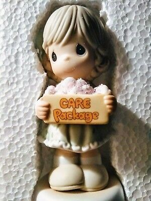 """NEW PRECIOUS MOMENTS """"I CAN'T GIVE YOU ANYTHING BUT LOVE"""" NEW IN BOX w/Paper"""