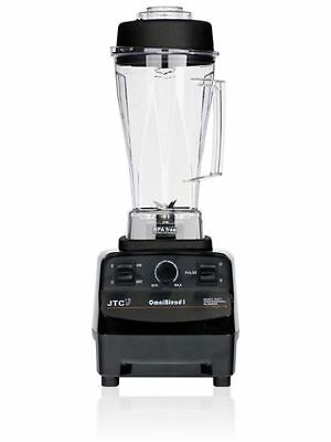 Genuine JTC Omniblend I 2L Onyx Commercial Grade Power Blender 3 x Recipe Books