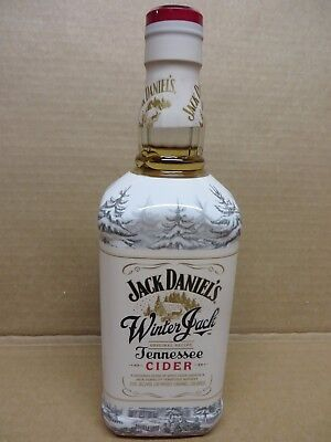 Jack Daniels Winter Jack Unopened Collectors Bottle