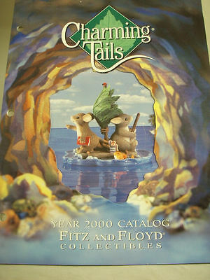 Dean Griff Charming Tails 2000 Fitz and Floyd Catalog
