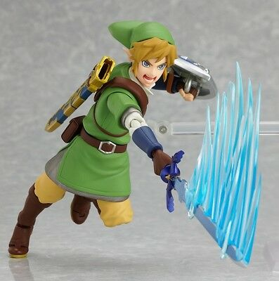 NEW 14cm Legend of Zelda Link mobile collection action figure toy Christmas gift
