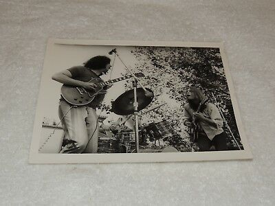 Grateful Dead / Jerry Garcia & Bob Weir 1967 - 8 x 10 Original Photo Print - WOW