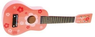 Vilac Pink Guitar. Delivery is Free