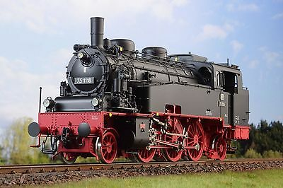 KM1 Steam Locomotive BR 75 dB Digital Sound Various VARIATIONS NEW for Kiss