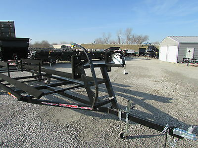New 24' Float On Pontoon Trailer *deluxe Model *year End Sale @  Dr Trailer