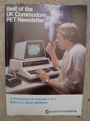 Best of UK Commodore PET Newsletter Compilation