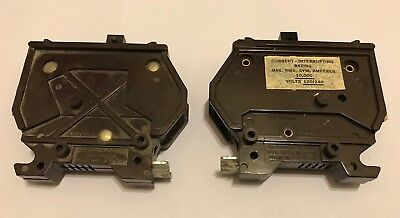 Wadsworth Circuit Main Breaker Metal Tabs 20A 30A 40A 200A SINGLE & DOUBLE POLE
